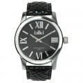 IKKI horloge Aerin Black Silver horloge AE-01