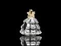 zilver met 14 karaats goud