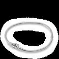 Pandora armband zilver met zilveren Pandora sluiting