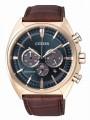 Citizen horloge Eco-Drive Elegant Chrono CA4283-04L